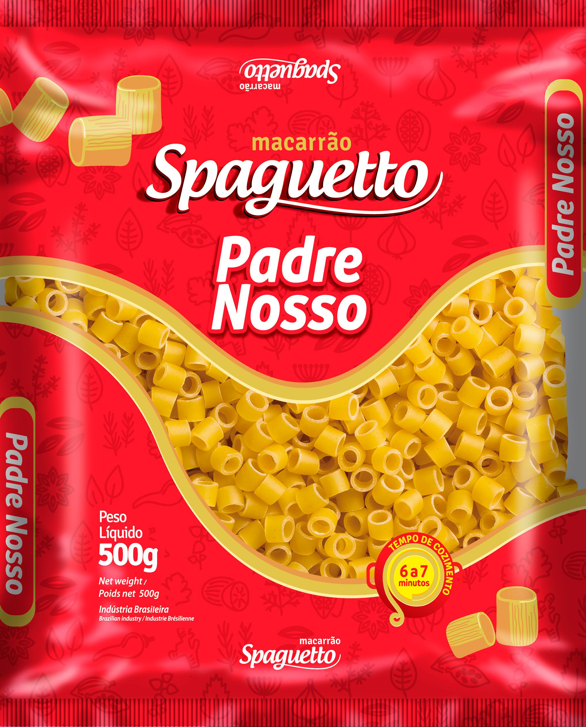 Macarrão Spaguetto Padre Nosso