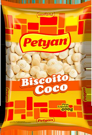 Biscoito Coco