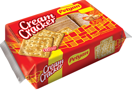 Biscoito Cream Cracker Tradicional